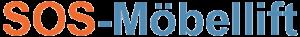 SOS Möbellift Logo schweizweit Möbellift mieten Basel-Stadt